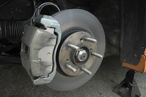 Identifying Car Brake Repairs