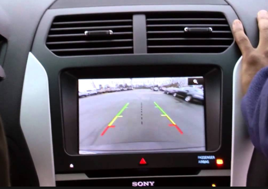Rear View Cameras & Installation Service Near Middletown NJ