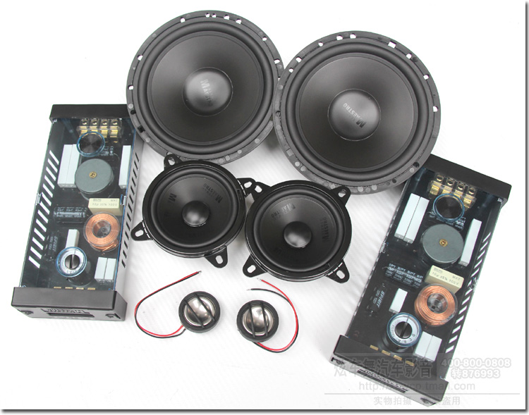 Shrewsbury Car Speaker Installation | NJ Auto Services