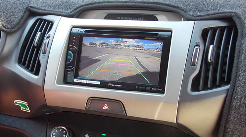 Backup Cameras in Freehold