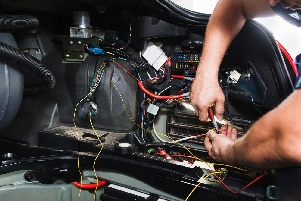 Remote Start Installation in Monmouth County