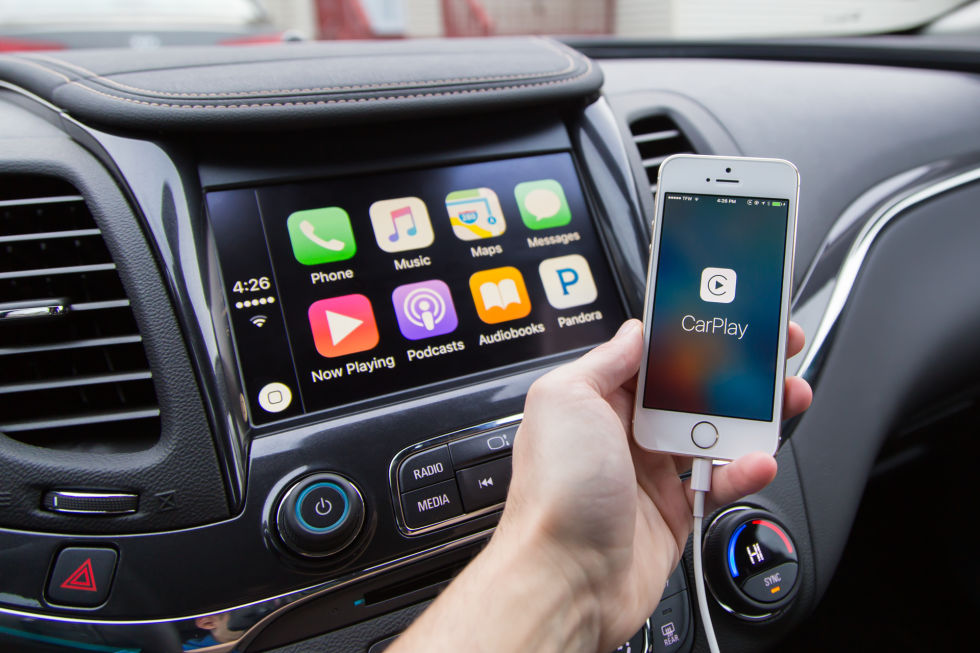 Apple Carplay in Monmouth County
