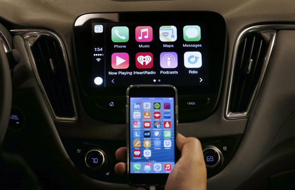 Apple Carplay in Middletown